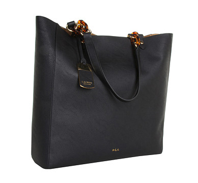 women's faux leather work tote
