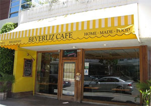beverliz breakfast place in los angeles
