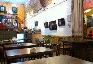 panini garden breakfast place in la