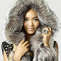 crystal kay: japanese r&b singer
