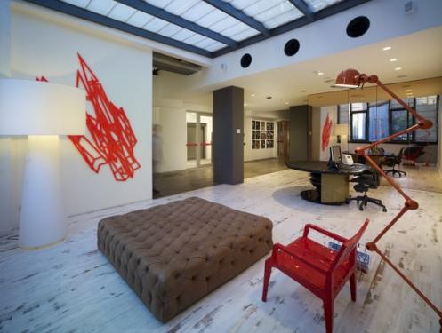 emi office design space, australia