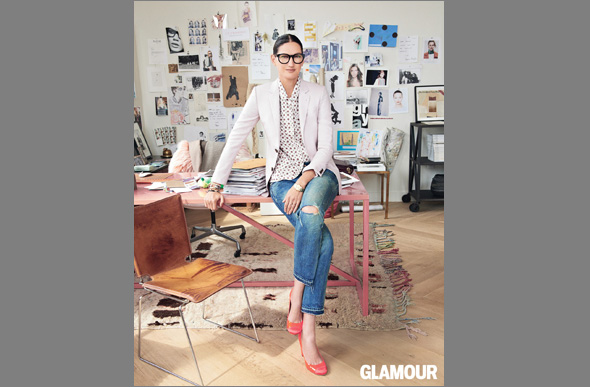 jenna lyons profile jcrew