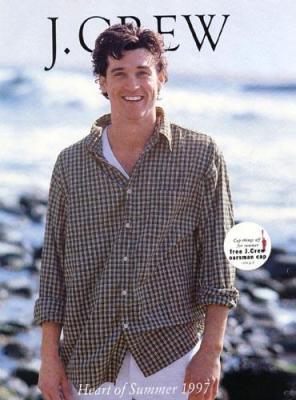 jcrew men's catalog 1997