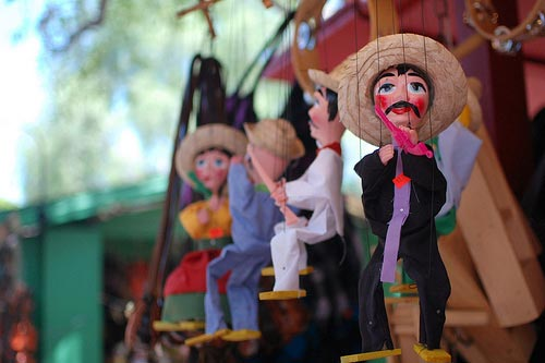 olvera street photo