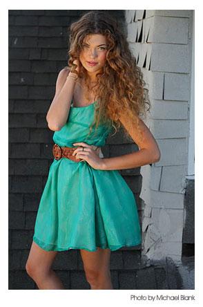 dress by lovan