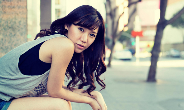 Actress and Model Narisa Suzuki
