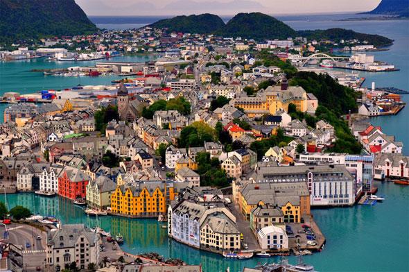 Scenic Norway