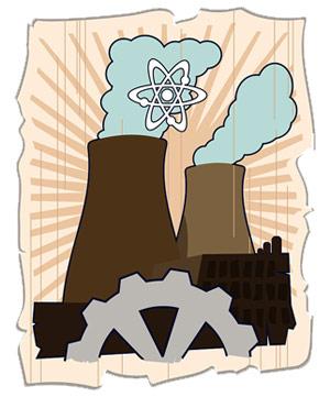 nuclear energy plants