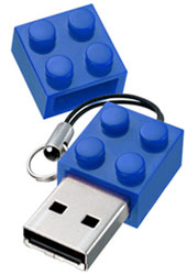 lego thumb drive