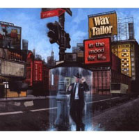 wax tailor: French Dj, music mixer