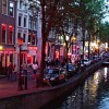 My Travels to Amsterdam: Red Light District
