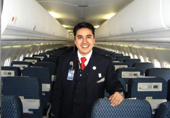 Anyone have sex with a flight attendant